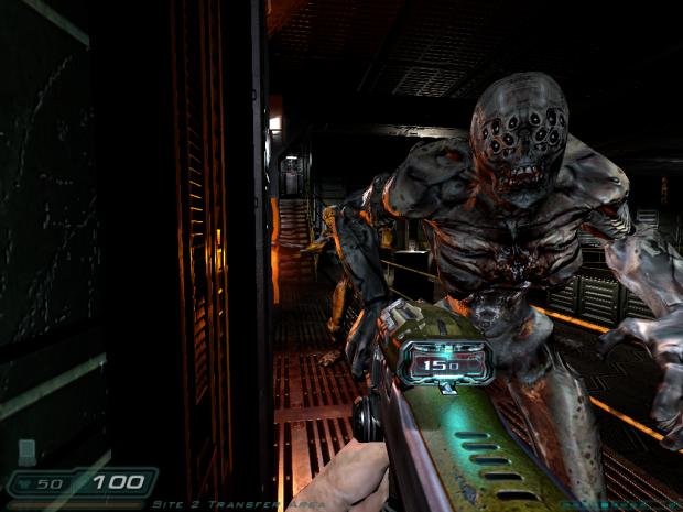 Doom 3 Hi Def 2.0