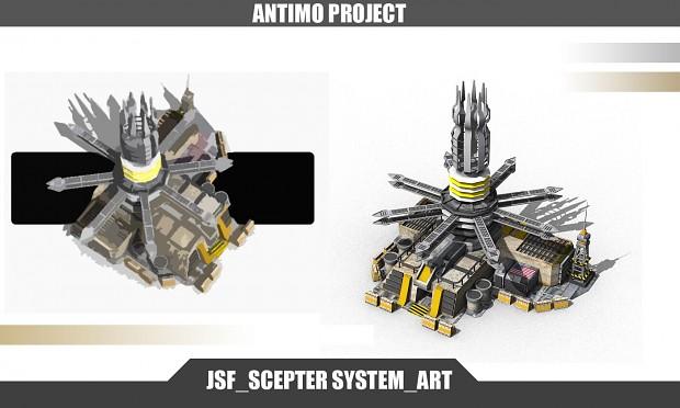 Sceptre system