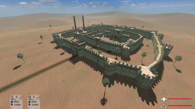 A typical Arabic fort
