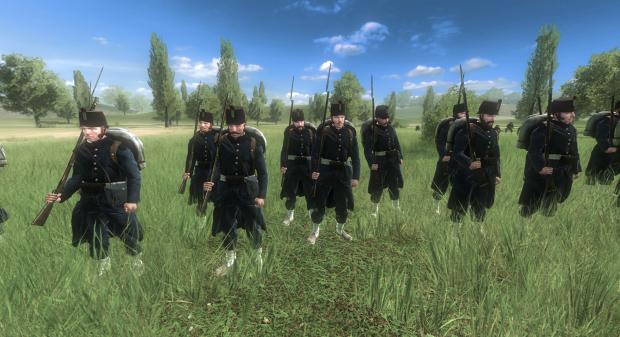 Sardinian line Infantry