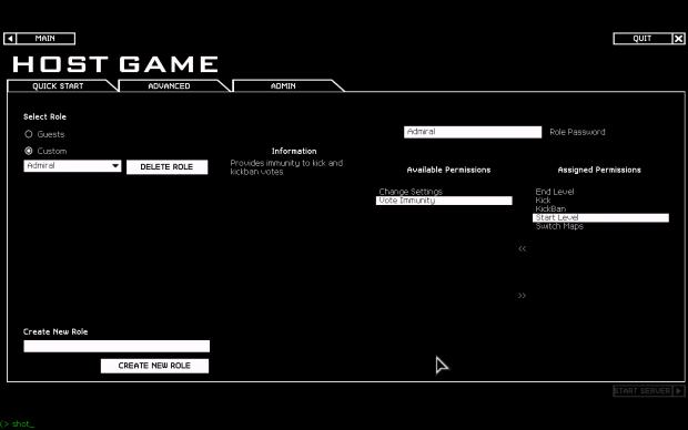 v6.1: Admin System Overhaul