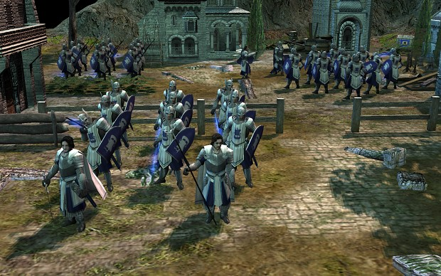 Dol Amroth in-game