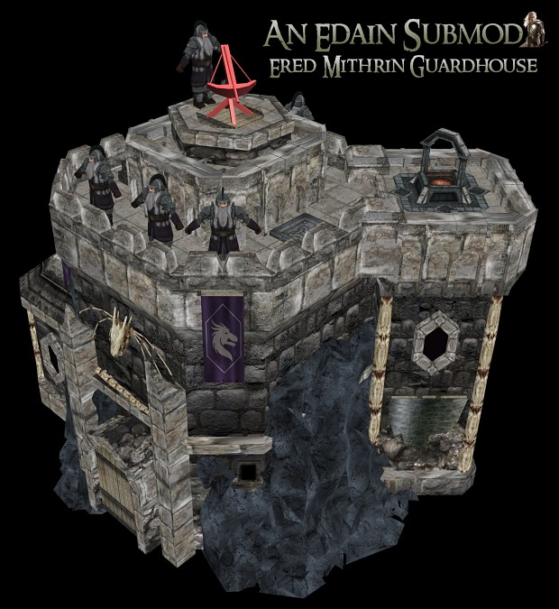Ered Mithrin Guardhouse