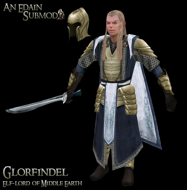 Glorfindel, Elf-lord of Middle Earth