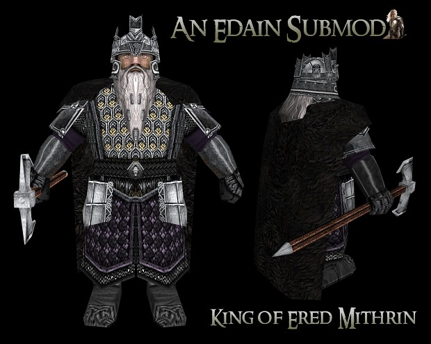 Náin II, King of Ered Mithrin