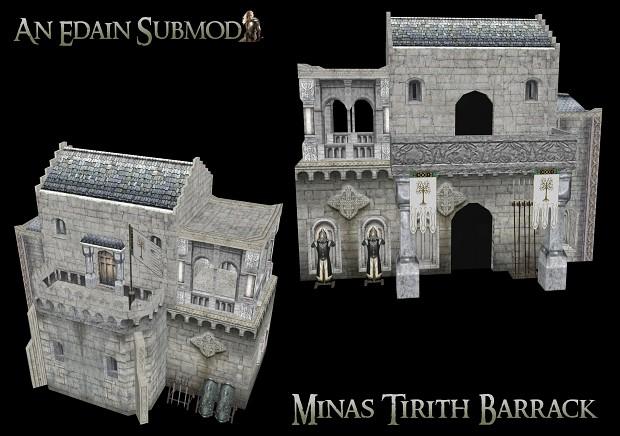 MinasTirith Barrack