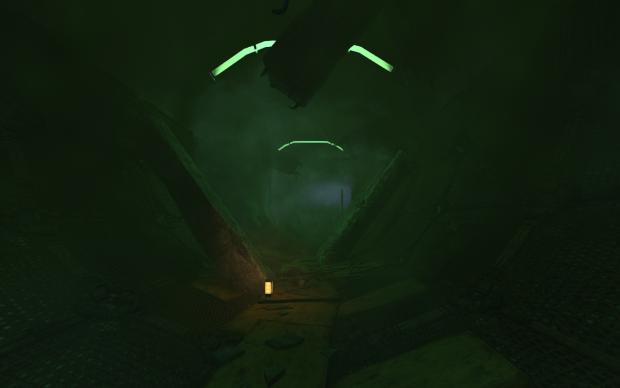 Upper Tunnels