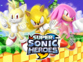 The Super Sonic Heroes Forum
