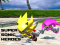 Super Sonic Heroes (Refurbished)