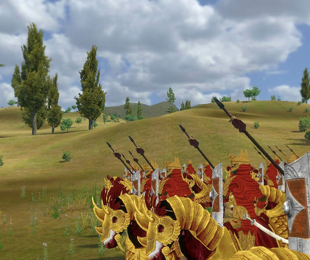 Easterling Cataphracts