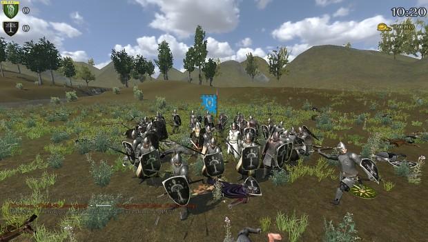 Gondor Porcupine Formation