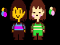 Frisk Chara Color Swap