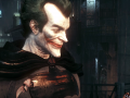Playable Joker in Batsuit