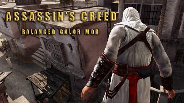 Assassin's Creed : Balanced Color Mod