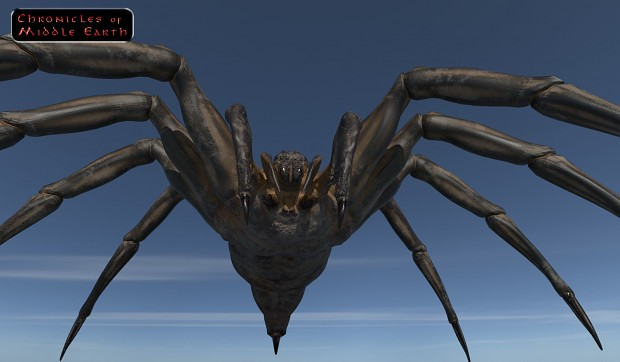Shelob Scary Face