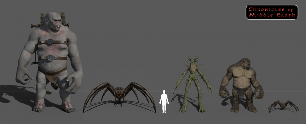 Creatures Scale, Batch One