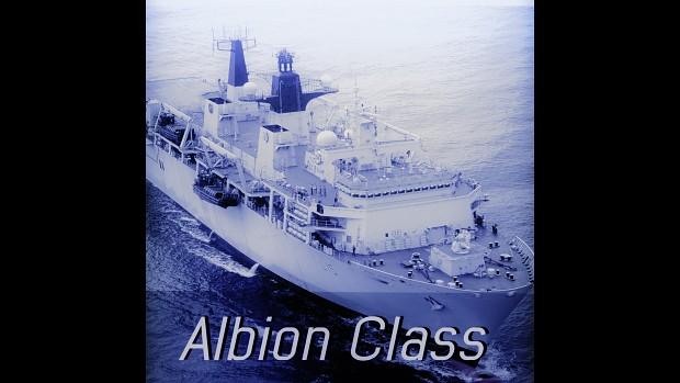 UNIT - Albion Class Portrait