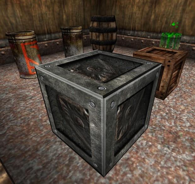 Steel Crate & More