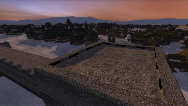 New custom cities