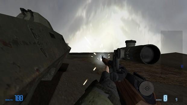 enfield rifle