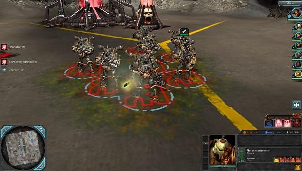 The Nurgle Chosen (Plague Marines Aspiring Champion)