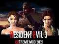 RESIDENT EVIL 3 EXtreme Mod 2021