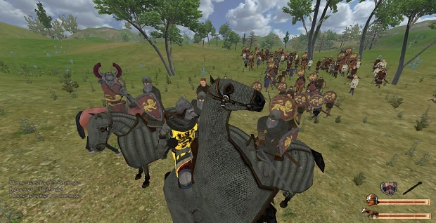 Eastern Calradian Empire troops (Their equipment may change).