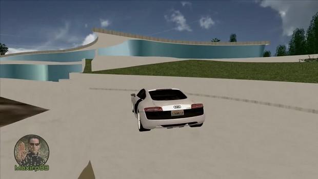 Iron Man's mansion, car and skins for GTA San Andreas