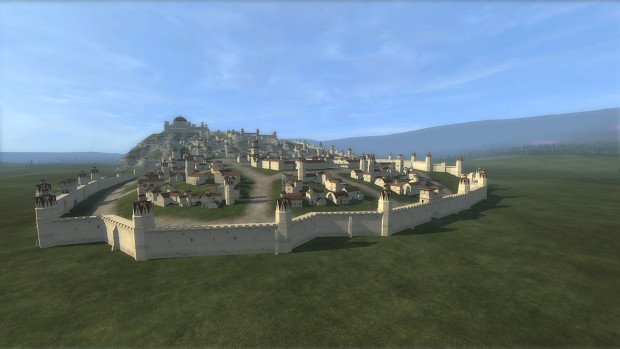 The City of Dale WIP