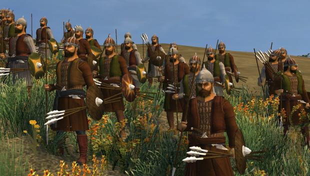 Balchoth  armor upgrade