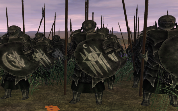 Morgul Chosen Re-skin