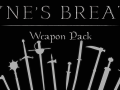 Kyne's Breath - Weapon Pack