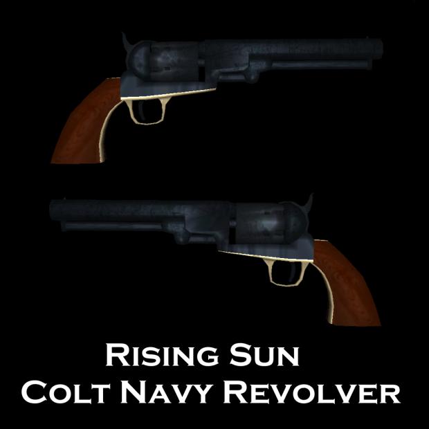 Colt Navy Revolver
