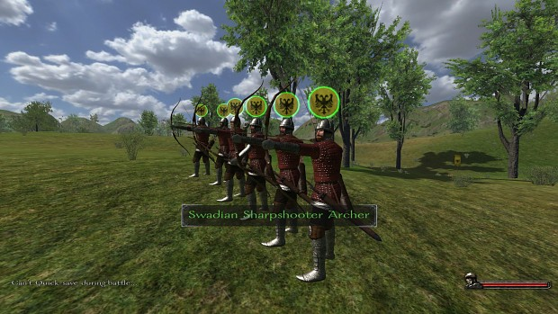 Swadian Sharpshooter Archers