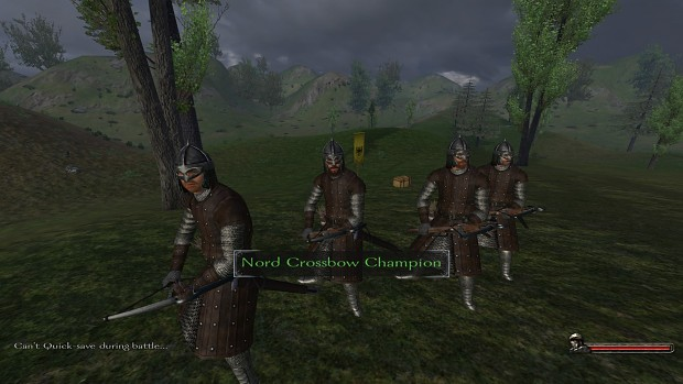 Nord Crossbow Champions