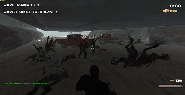 Event Mod Chile Zombie!