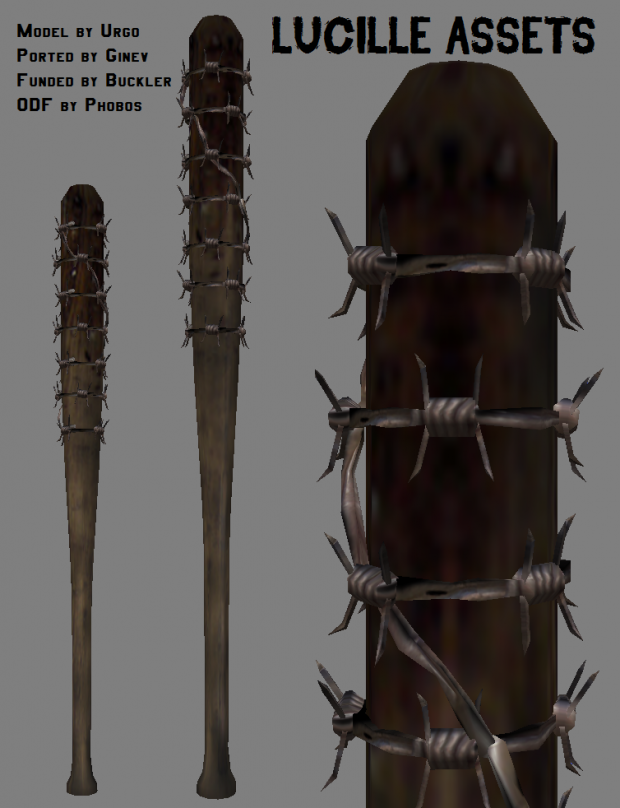 Lucille Preview