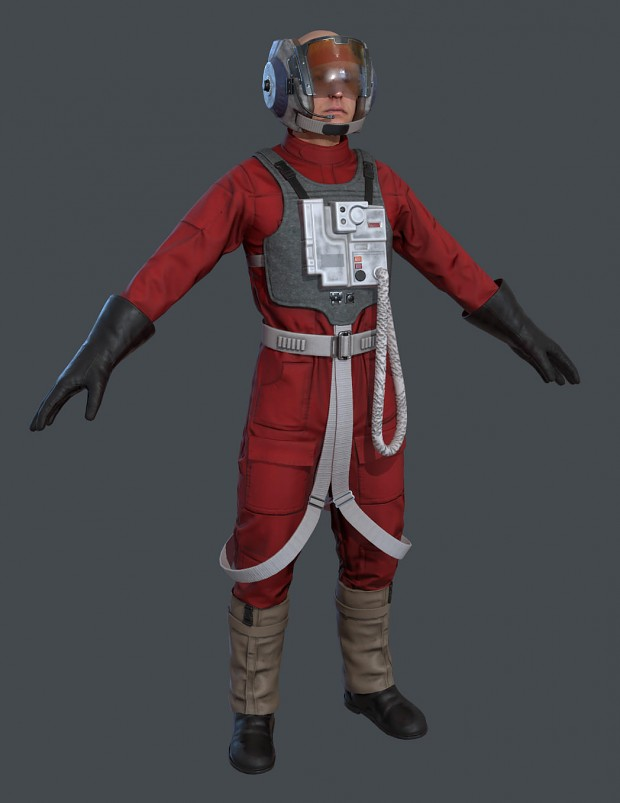 ColinJ's Rebel Pilots