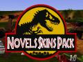 Novels Skins Pack