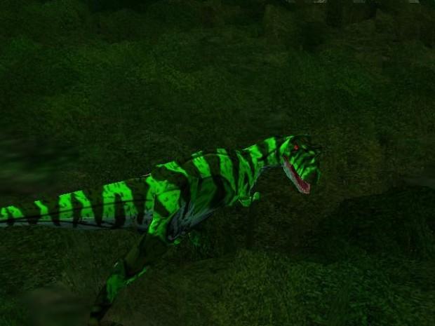 Ornitholestes Image Novels Skins Pack Mod For Jurassic Park Operation Genesis Mod Db