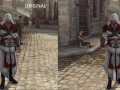 Ezio Classic vambrace and removed spaulders