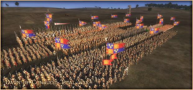 Battlefield banners