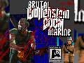 Brutal Wolfenstein Doom Marine