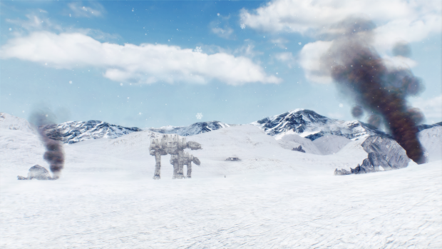 Still working on Realistic Hoth