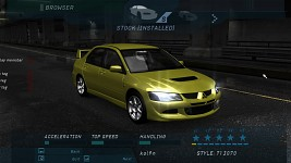mSE (m2011 v2 0) mod for Need For Speed: Underground - Mod DB