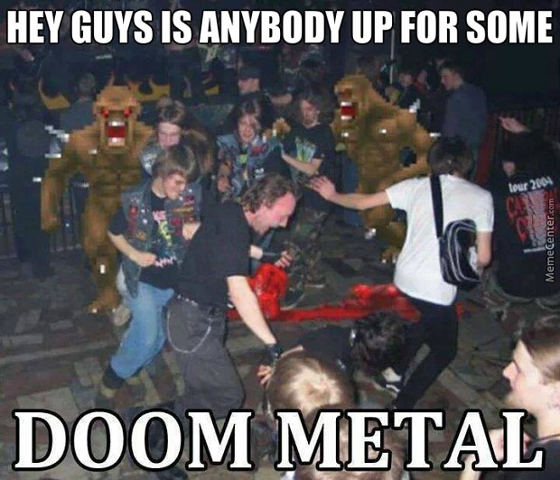 Image 4 - Doom 1993 E1 Soundtrack Remake mod for Doom - Mod DB
