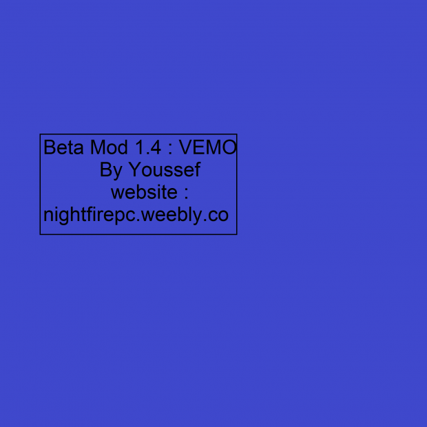 Sitemaps With Embed Option: Nightfire BETA Mod For James