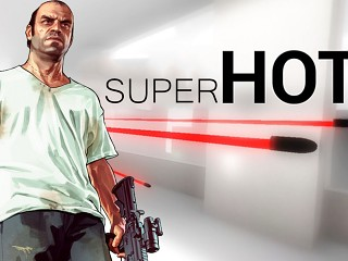 Superhot mod for GTA V #MAKEITSUPERHOT
