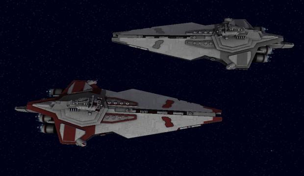 Job Destroyer >> Legacy-class Star Destroyer image - Mod DB
