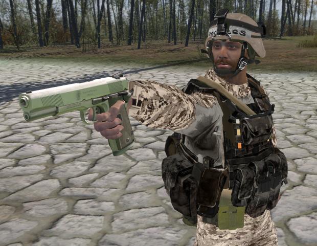 [MP][EN] Mount & Blade: Battlefield (submod para Festung Breslau) 17
